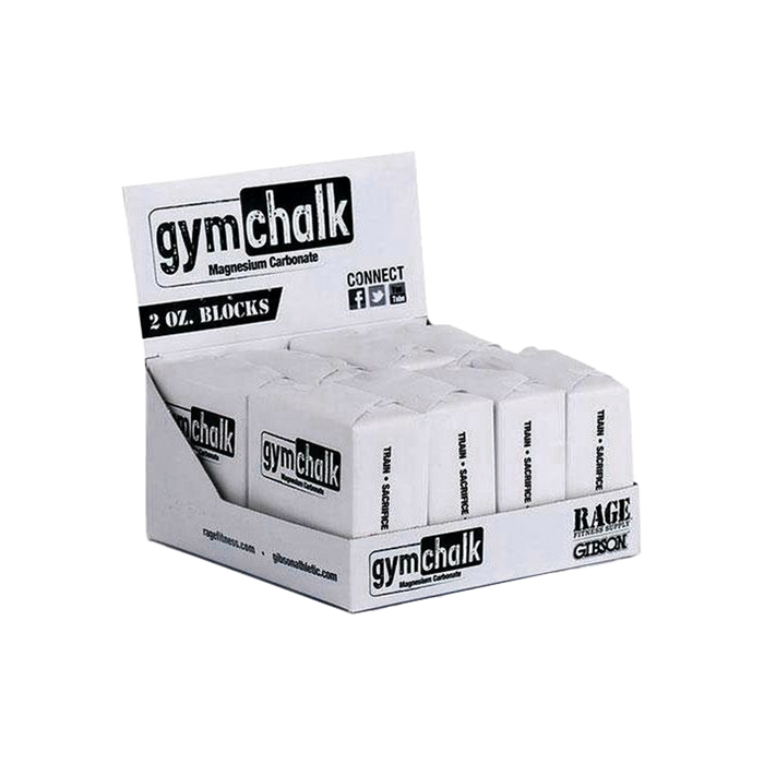 Gym Chalk 1lb - 8 Blocks