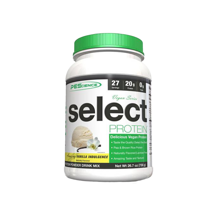SELECT Vegan Protein