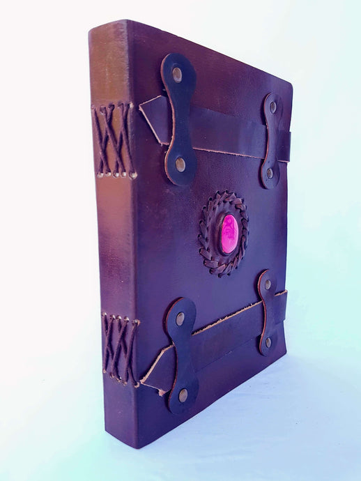 'Susan' Handcrafted Leather Journal
