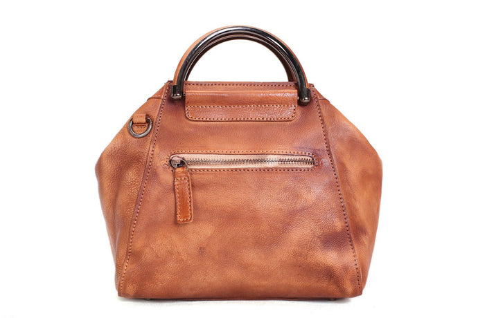 'Catalpa' Leather Handbag