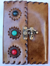 'Orara' Handcrafted Leather Bound Journal