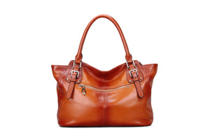'Primrose' Leather Handbag