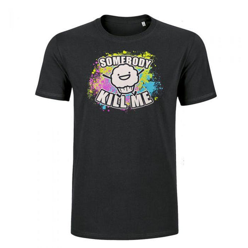 TomSka - NEW Suicidal Muffin T-Shirt