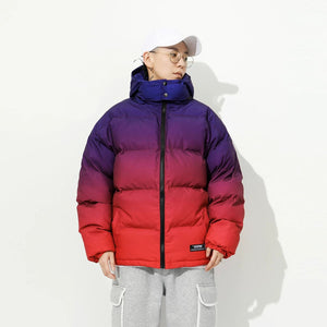 Color Gradient Puffer