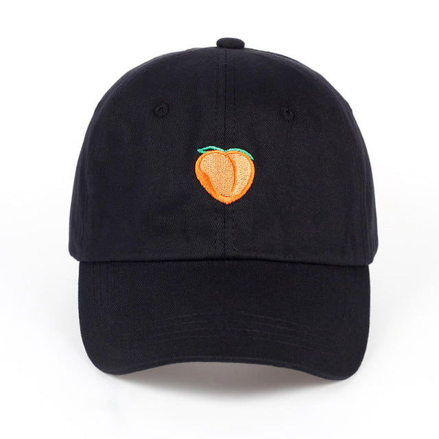 Thicc' Peach (Baseball Cap)