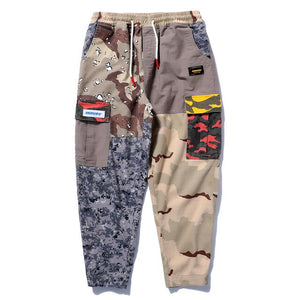 Camo Patchwork (Joggers)