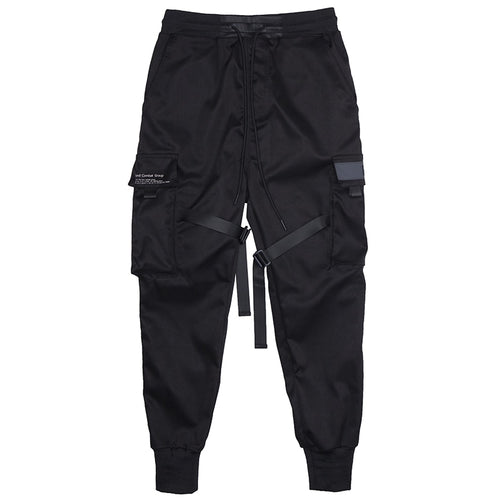 Black Cat Strapped (Joggers)