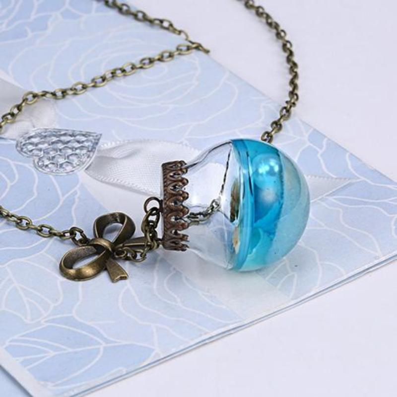 Mermaid's Song Necklace - Her Exotica Jewelry