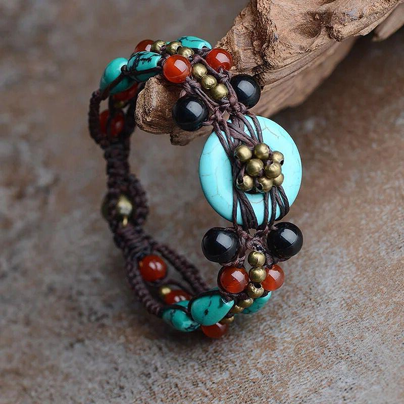 Tropic Queen Bracelet - Her Exotica Jewelry