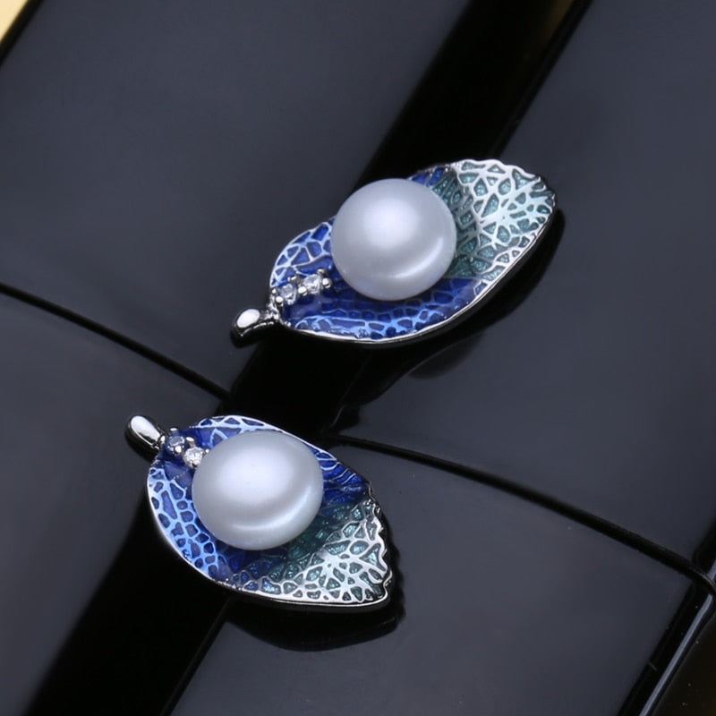 Deep Sea Allure Earrings