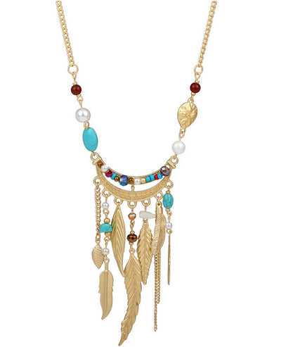 Boho Symphony Necklace - Her Exotica Jewelry