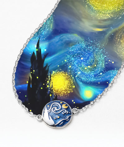 Starry Night Bracelet - Her Exotica Jewelry