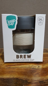 KeepCup BREW Glass Coffee Cup