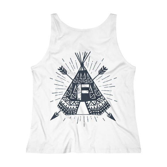 F Tee-Pee Women's Relaxed Fit Tank