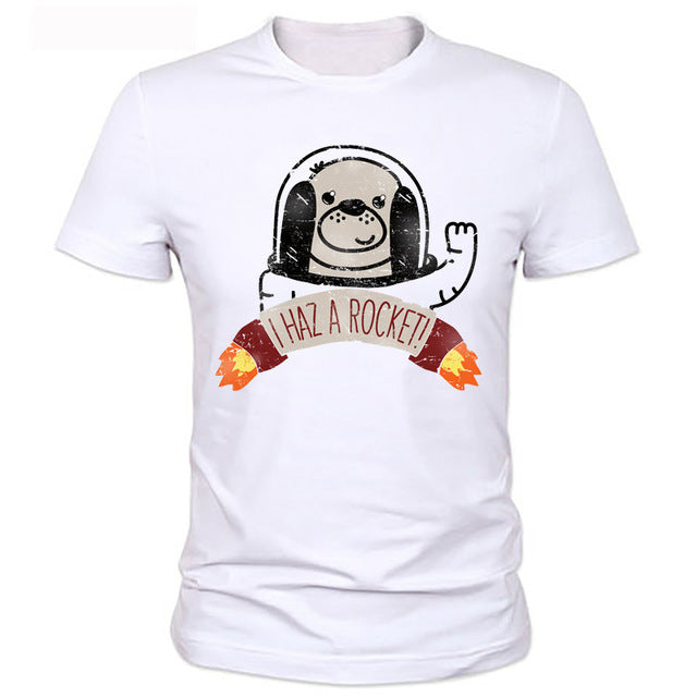 The Adventure Dog t-Shirt