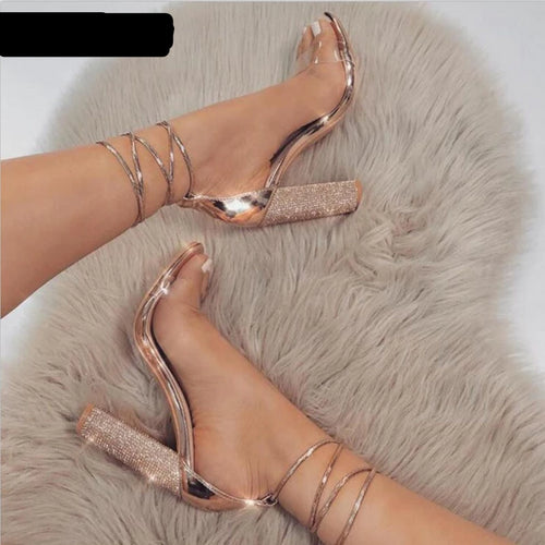 Crystal Heeled