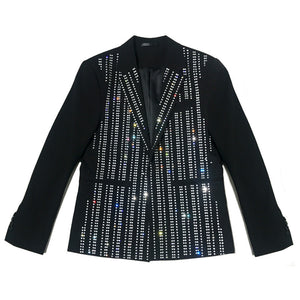 "Black Blazer "" Assane """