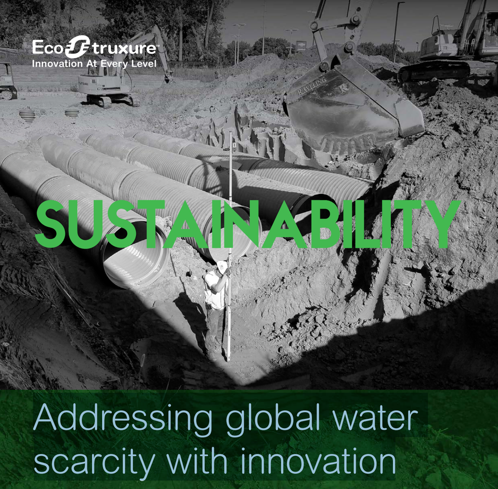 Addressing global water scarcity with innovation