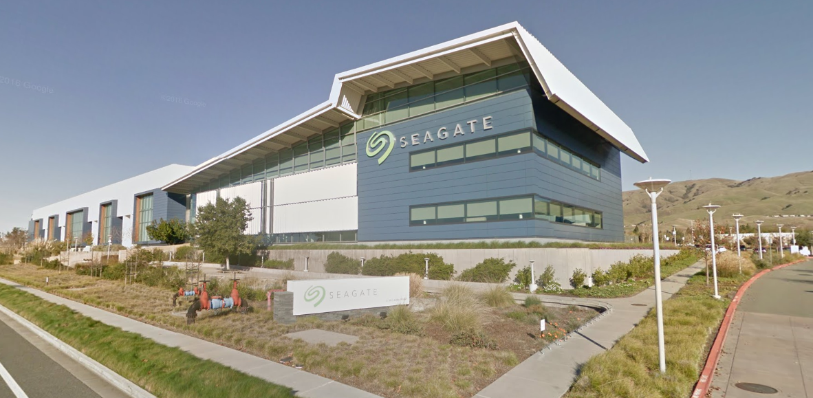 Rainwater Harvesting Case Study: Seagate Media Research Center
