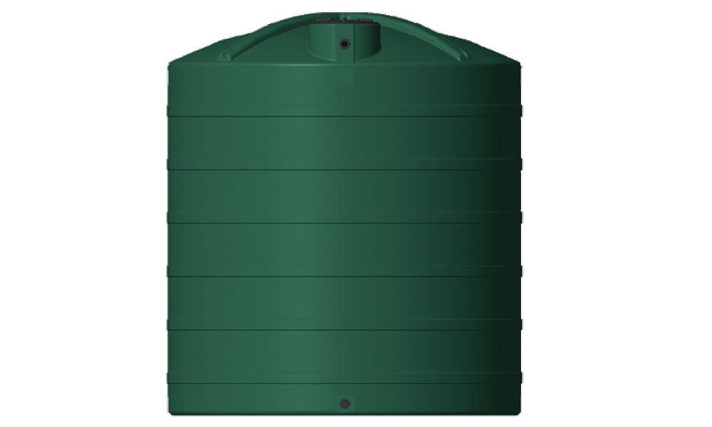 Snyder 10,000 Gallon Vertical SunShield Water Tank