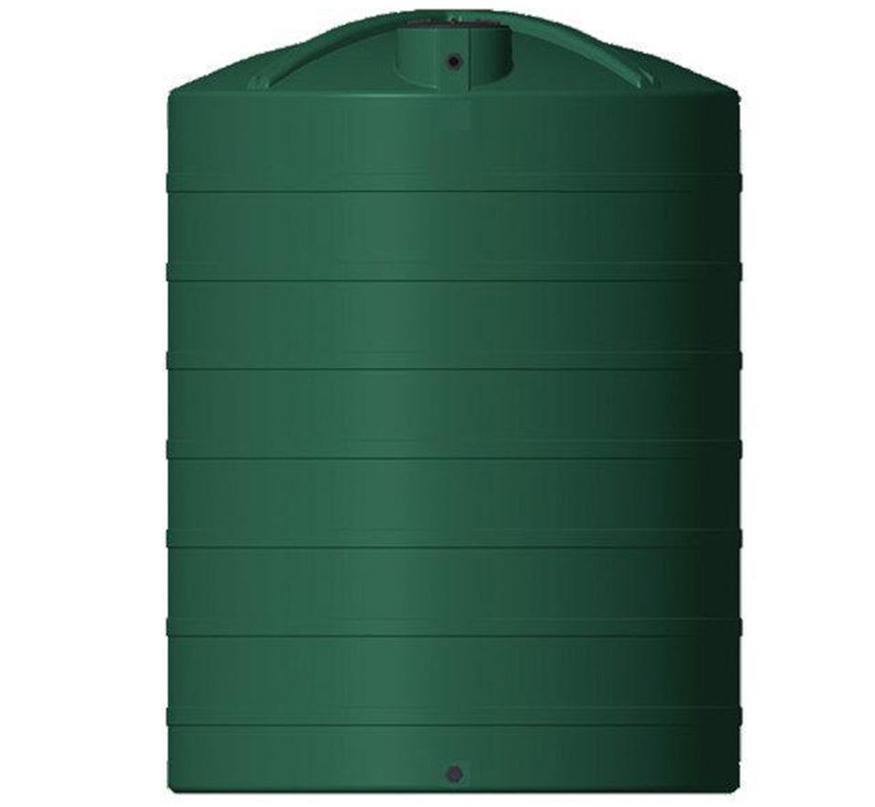 Snyder 12,000 Gallon Vertical Opaque Water Tank