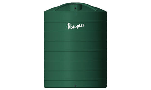 Rotoplas 12000 Gallon Rainwater Storage Tank