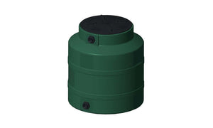 Rotoplas 200 Gallon Rainwater Storage Tank