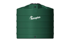 Rotoplas 2500 Gallon Rainwater Storage Tank