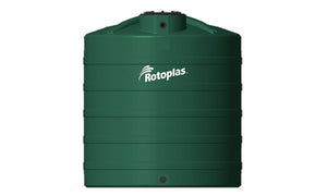 Rotoplas 3500 Gallon Rainwater Storage Tank