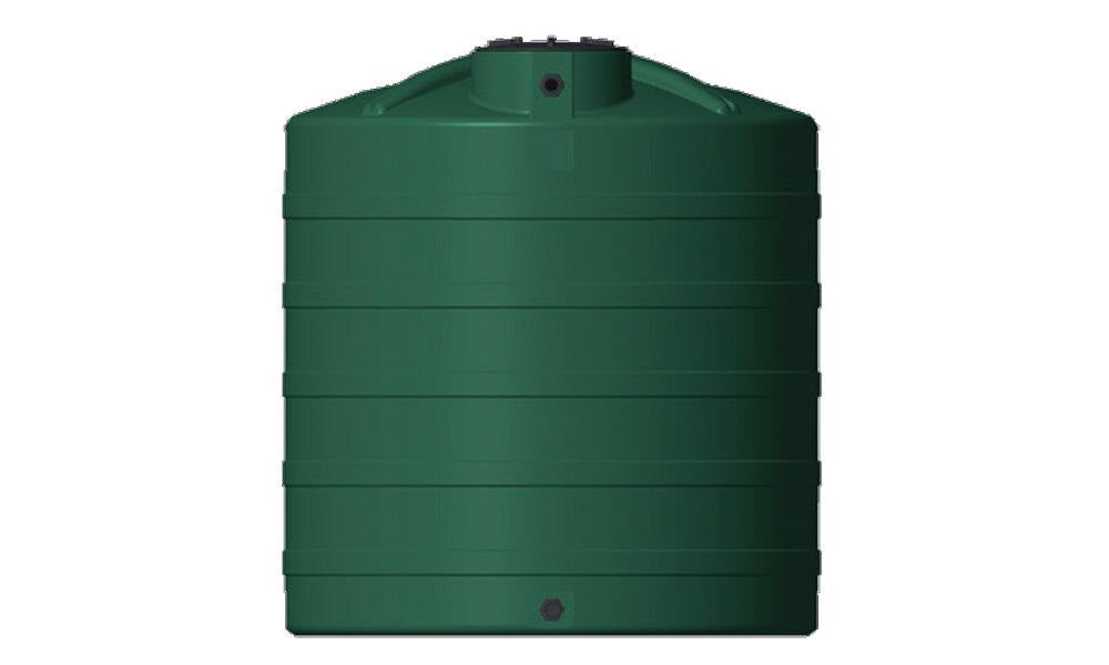 Snyder 3,500 Gallon Vertical SunShield Water Tank
