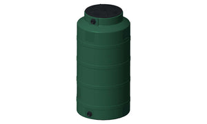 Rotoplas 400 Gallon Rainwater Storage Tank