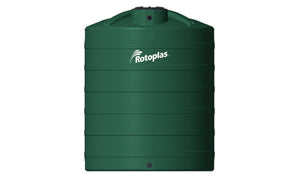 Rotoplas 4100 Gallon Rainwater Storage Tank