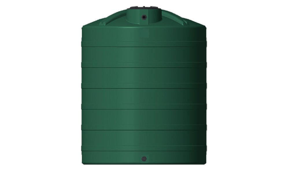 Snyder 5,000 Gallon Low Vertical SunShield Water Tank