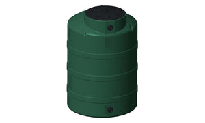Rotoplas 500 Gallon Rainwater Storage Tank