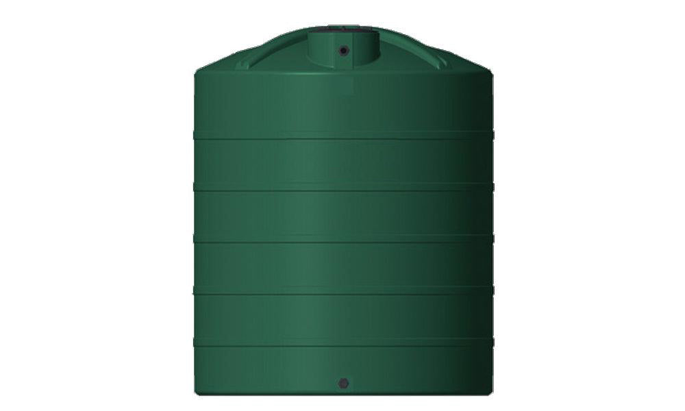 Snyder 6,500 Gallon Vertical Opaque Water Tank