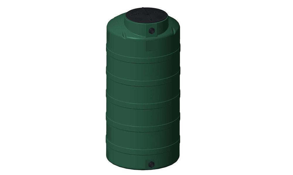 Snyder 750 Gallon Vertical Opaque Water Tank