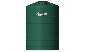 Rotoplas 8000 Gallon Rainwater Storage Tank