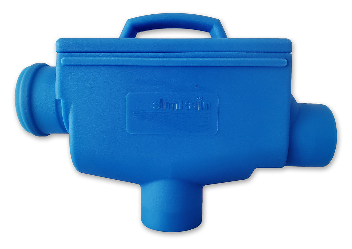 SlimRain 100 Horizontal Rainwater Filter