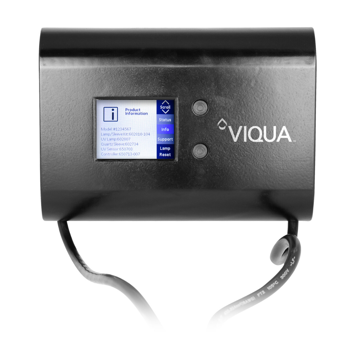 F4+ Professional UV Water Treatment System