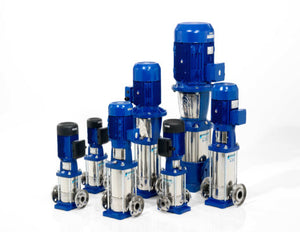 Goulds e-SV Vertical Multi-stage pumps