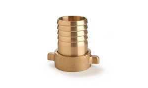 "2"" Brass Female to Barb Fitting"