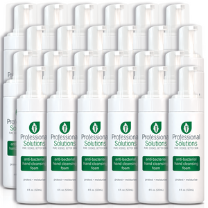 Anti-Bacterial Hand Cleansing Foam - 1 Case (24 Units) - 4 oz