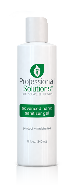 Advanced Hand Sanitizer Gel  - 1 Case (24 Units) - 8 oz