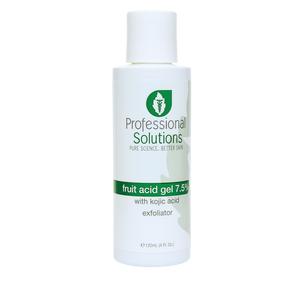 Fruit Acid Gel 7.5% with Kojic Acid