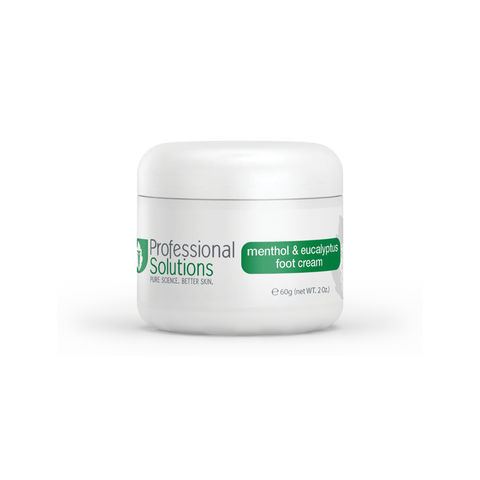 Menthol Eucalyptus Foot Cream