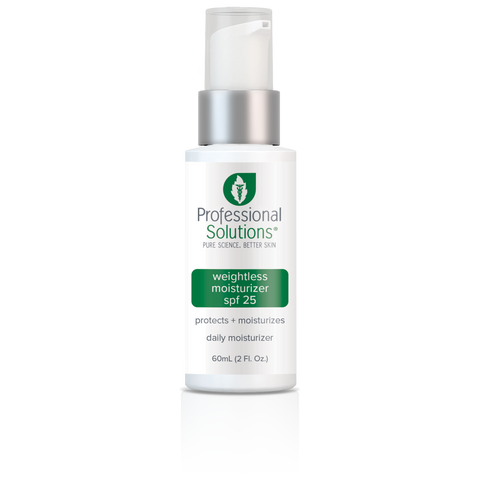 Weightless Moisturizer SPF 25