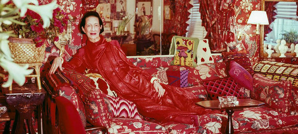 DIANA VREELAND. MY INSPIRATION ALWAYS.