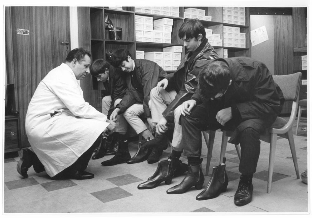 The Beatles, Chelsea Boot