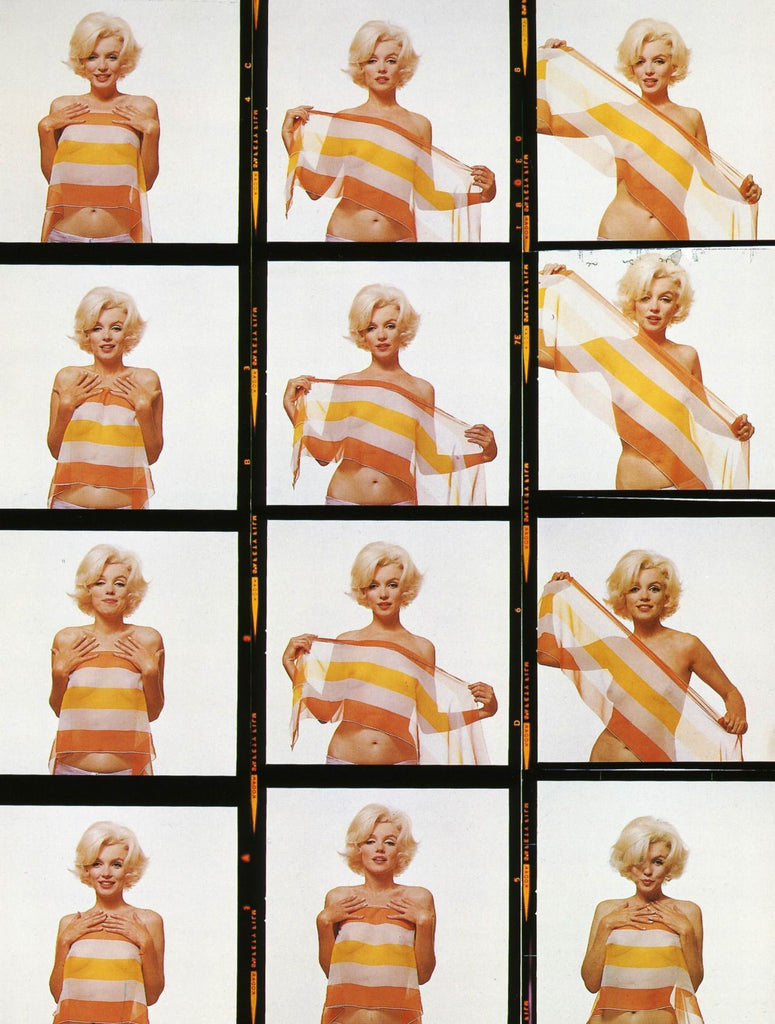 Bert Stern, Marilyn Monroe, The Last Sitting