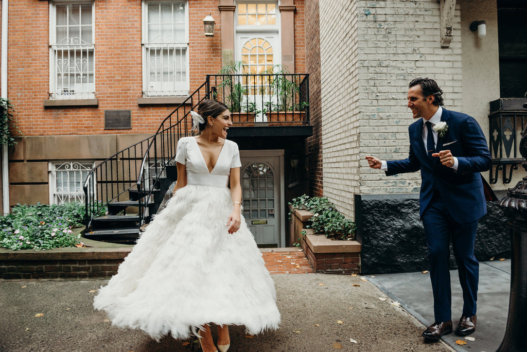 Classic Six | Diana LoMonaco Wedding